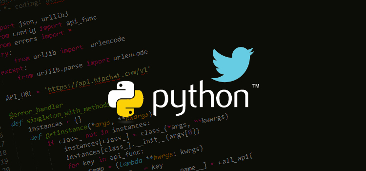 Twitter API Streaming in Python – Bits & Notes