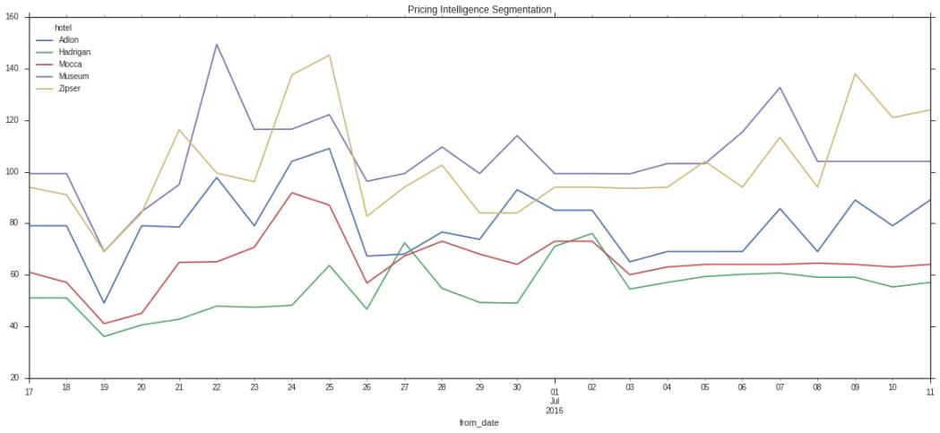 bitelligence.at hotel market segmentation