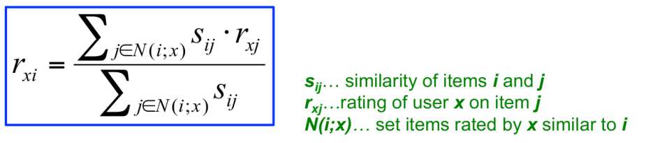 prediction-formula