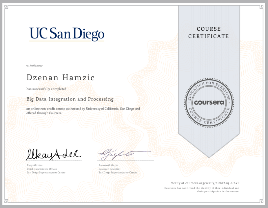 big-data-integration-processing-uc-san-diego-dzenan-hamzic