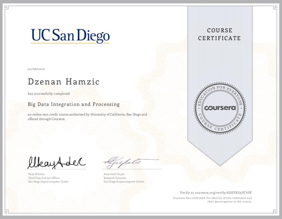 big-data-integration-processing-uc-san-diego-dzenan-hamzic