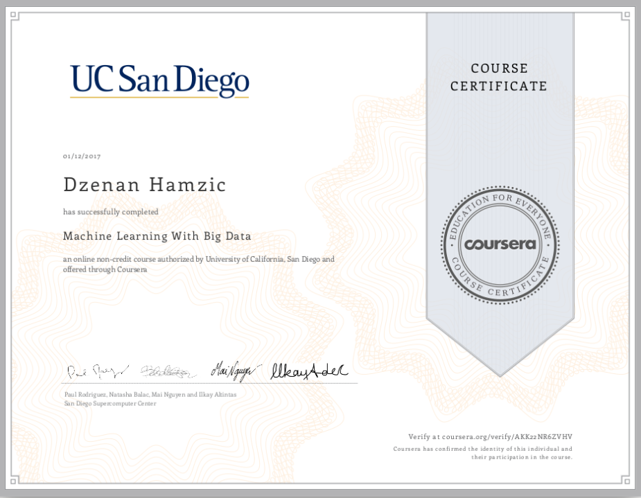 machine-learning-big-data-uc-san-diego-dzenan-hamzic